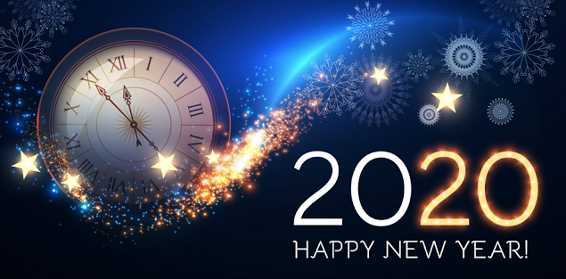 Happy New Year Wallpaper 2020 New Year 2020 Hd Wallpaper
