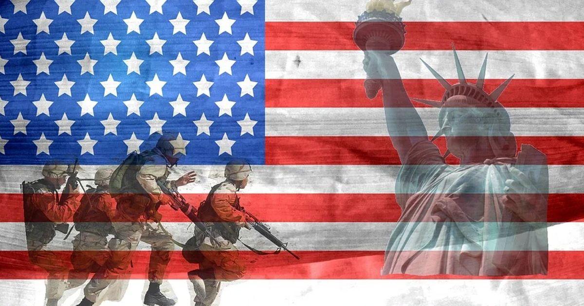 veternal American Flag